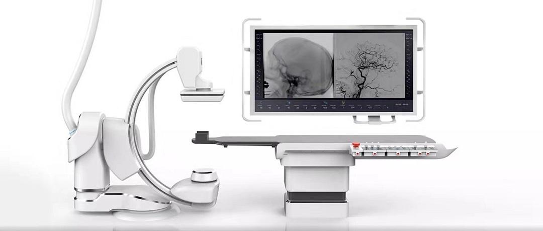 高端医疗器械进口替代还有多远?唯迈医疗打造国产高端智能数字血管造影机